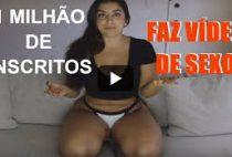 SexTape Lena the plug YouTuber Gostosa Pagando Boquete E Fudendo