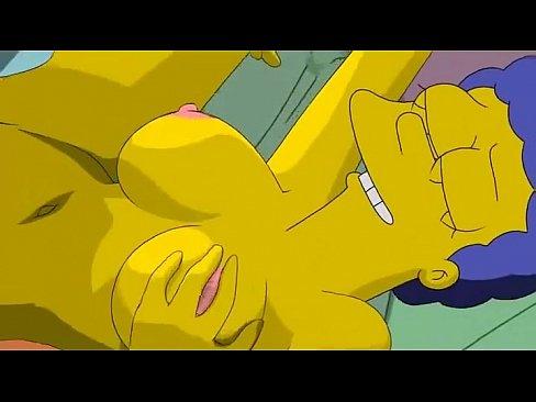 Historinha em quadrinho porno Os Simpson pornô, los simpson xxx, vídeos e fotos