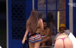 XXXvideo Viih Tube pelada mostrando sua bunda grande